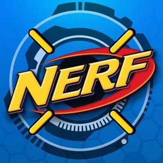 Nerf бластеры