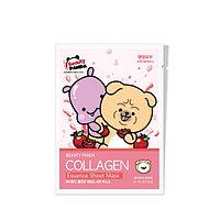 Beauty Panda Collagen Essence Sheet Mask Тканевая маска с Коллагеном, фото 1