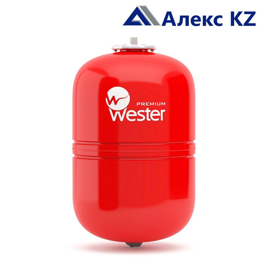 Бак расширительный  мембранный WRV д/отопления 18 л/5 бар, 3/4 н,р, Wester