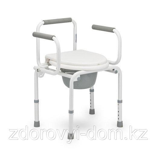 Кресло-туалет для инвалидов и пожилых людей Армед FS813