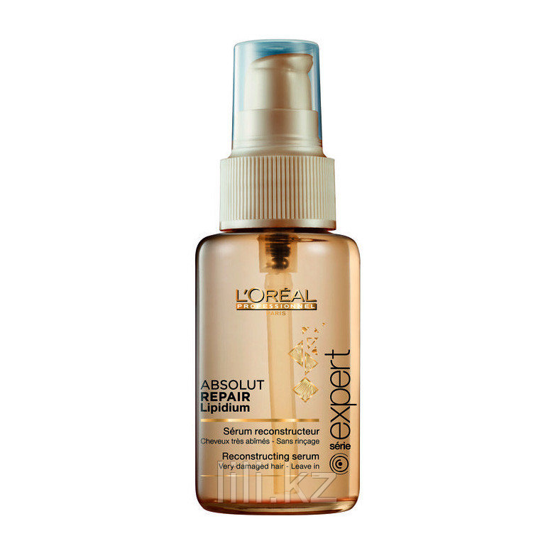 Восстанавливающая сыворотка для очень поврежденных волос L'Oreal Absolut Repair Lipidium 50 мл.