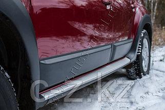 Молдинги на двери Renault Duster 2010-, фото 2