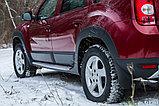 Молдинги на двери Renault Duster 2010-, фото 5