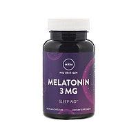 Мелатонин MRM - Melatonin, 3 мг, 60 таблеток