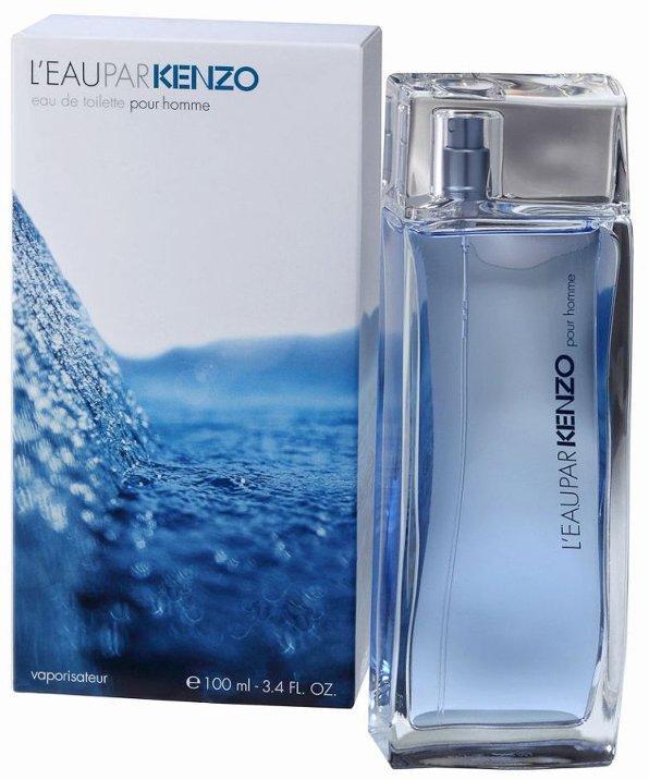 Мужская туалетная вода L'eau par Kenzo pour Homme, 100 ml.