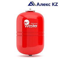 Бак расширительный  мембранный WRV д/отопления 300 л/10 бар Wester