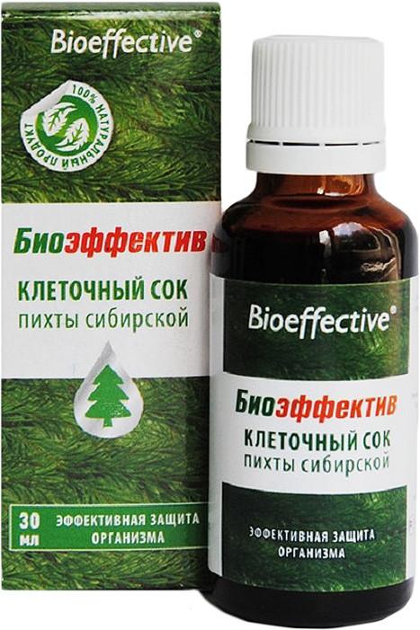 Клеточный сок пихты сибирской для сердца и сосудов
