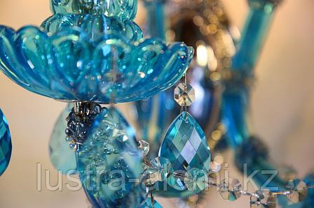 Бра 104/2 SIL+BLUE (115/2W), фото 2
