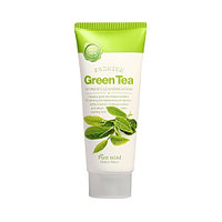 Puremind Premium Green Tea So Fresh Cleansing Foam Пенка для Умывания с Зеленым Чаем 100 гр.