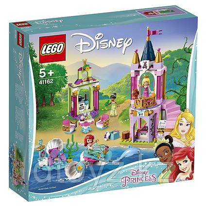 Lego Disney Princess 41162 Королевский праздник Ариэль Авроры и Тианы