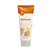 Puremind Пенка для умывания с экстрактом овса Premium Oatmeal So Fresh Cleansing Foam / 100 мл.