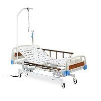 Кровать функциональная с электроприводом, четырехсекционная, медицинская, для инвалидов Армед RS201, фото 1
