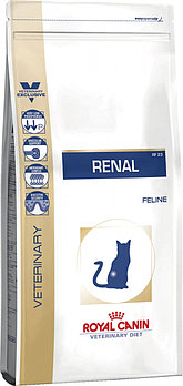 Корм для кошек с проблемами почек Royal Canin RENAL CAT 500G