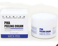 Ночная маска-пилинг с PHA-кислотами Medi-Peel PHA Peeling Cream 50 ml.