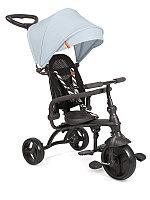 Детский трехколесный велосипед складной Happy Baby Mercury Azure
