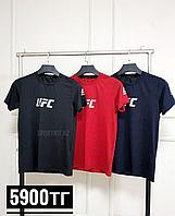 Тренировочная футболка UFC, фото 1