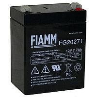 Аккумуляторные батареи Fiamm