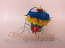 Шкатулка велосипед..  Creativ  061