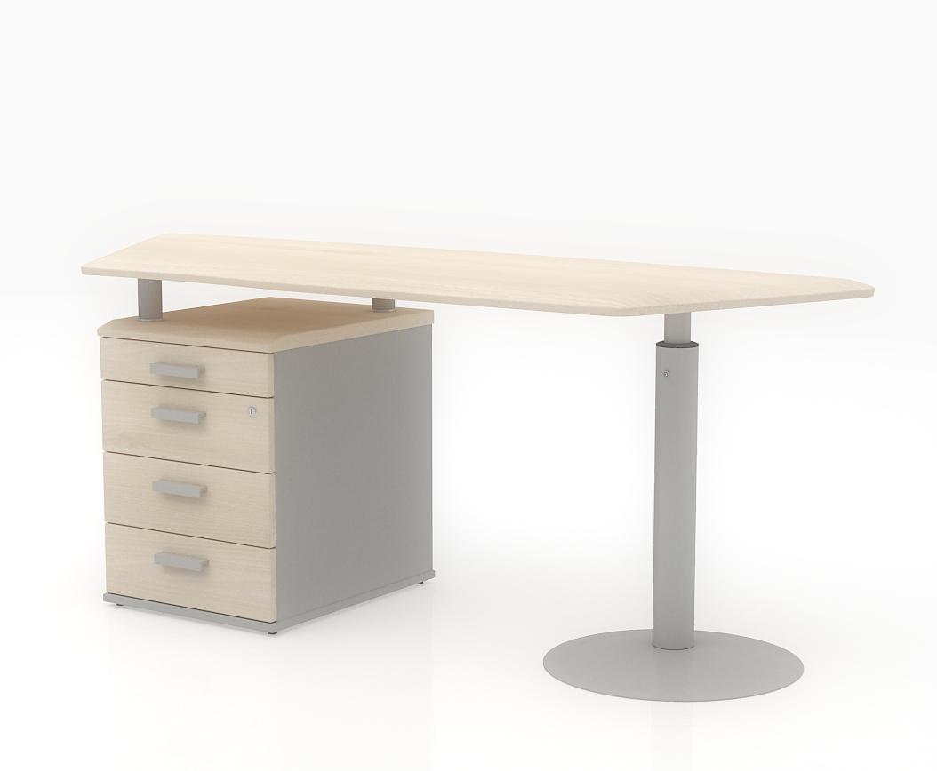 Боковая приставка к столу МЛ36 П/Л
