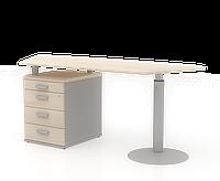 Боковая приставка к столу МЛ36 П/Л, фото 1