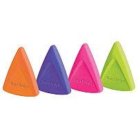"""Ластик Berlingo """"Arrow XL"""", треугольный, термопластичная резина, 54*43*10мм"""