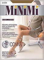 Тонкие колготки Minimi для беременных 20 ден