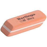 """Ластик Berlingo """"Ultra"""", скошенный, натуральный каучук, 42*14*8мм, 00190"""