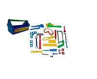 Набор инструментов Юный слесарь Kinder Way 26 предметов