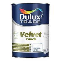 Совершенно матовая краска для стен  и потолков Dulux Velvet Touch