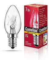 Лампа накаливания для бытовой техники Camelion, E14, 7Вт