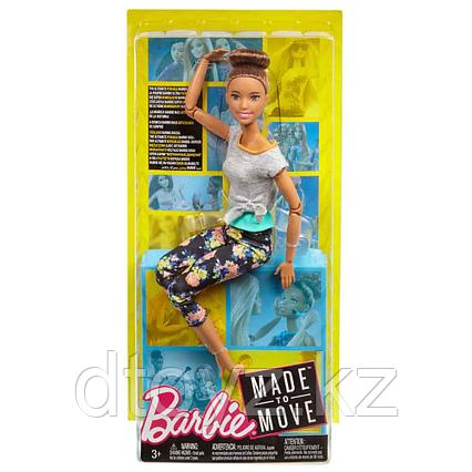 Barbie Безграничные движения FTG80 Двигайся как Я Брюнетка