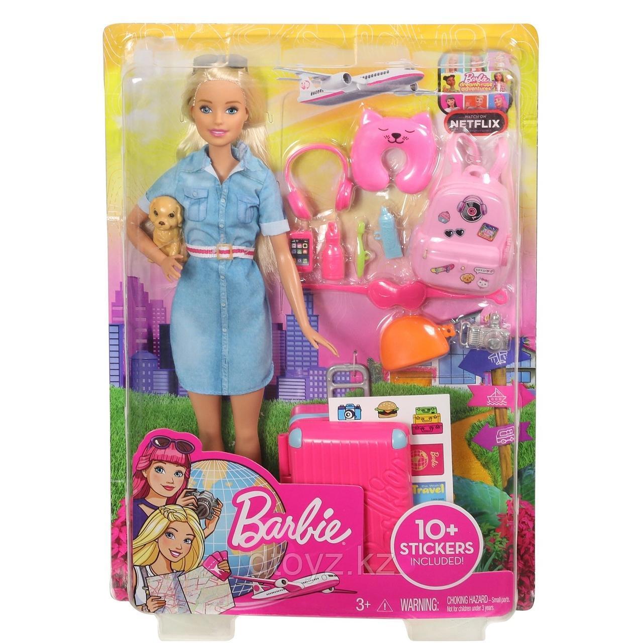 Barbie из серии Путешествие