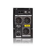 SVC V-1000-F Источник бесперебойного питания V-1000-F, Smart, USB, 1000ВА/600Вт, фото 2