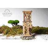 Конструктор 3D-пазл Ugears Башня-аркбаллиста 292 детали, фото 4