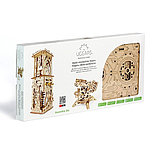 Конструктор 3D-пазл Ugears Башня-аркбаллиста 292 детали, фото 6