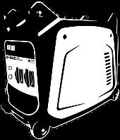 Бензиновый инверторный электрогенератор, STEHER GI-4000, 3/3,5 кВт, синхронный