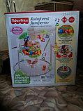 Игровой центр-прыгунки «Тропический лес» Fisher Price, фото 7