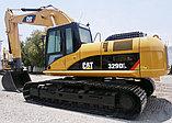 Аренда экскаватора CAT 329D2L, фото 3