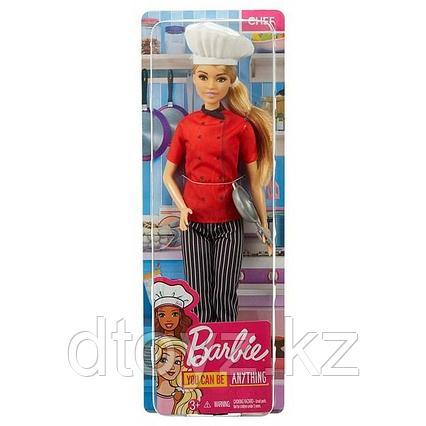 Barbie Кем быть? Шеф-повар Многоцветная