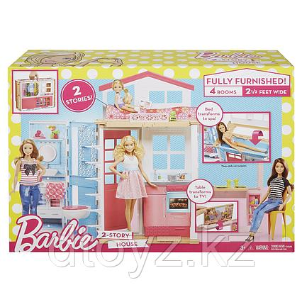Barbie Набор игровой Домик