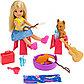 Barbie Набор игровой Клуб Челси Дом на колесах, фото 3