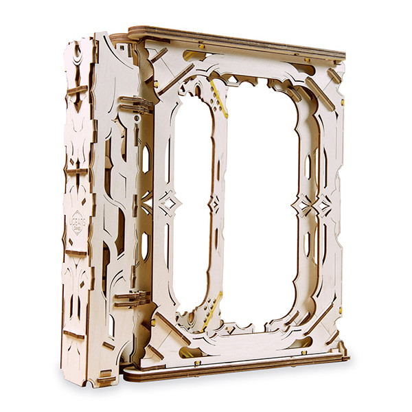 Конструктор 3D-пазл Ugears Ширма Мастера 160 деталей
