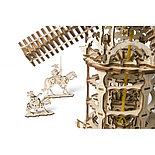 Конструктор 3D-пазл Ugears Мельница-башня 585 деталей, фото 4