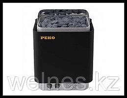 Электрическая печь Peko EH-80 Black (со встроенным пультом)