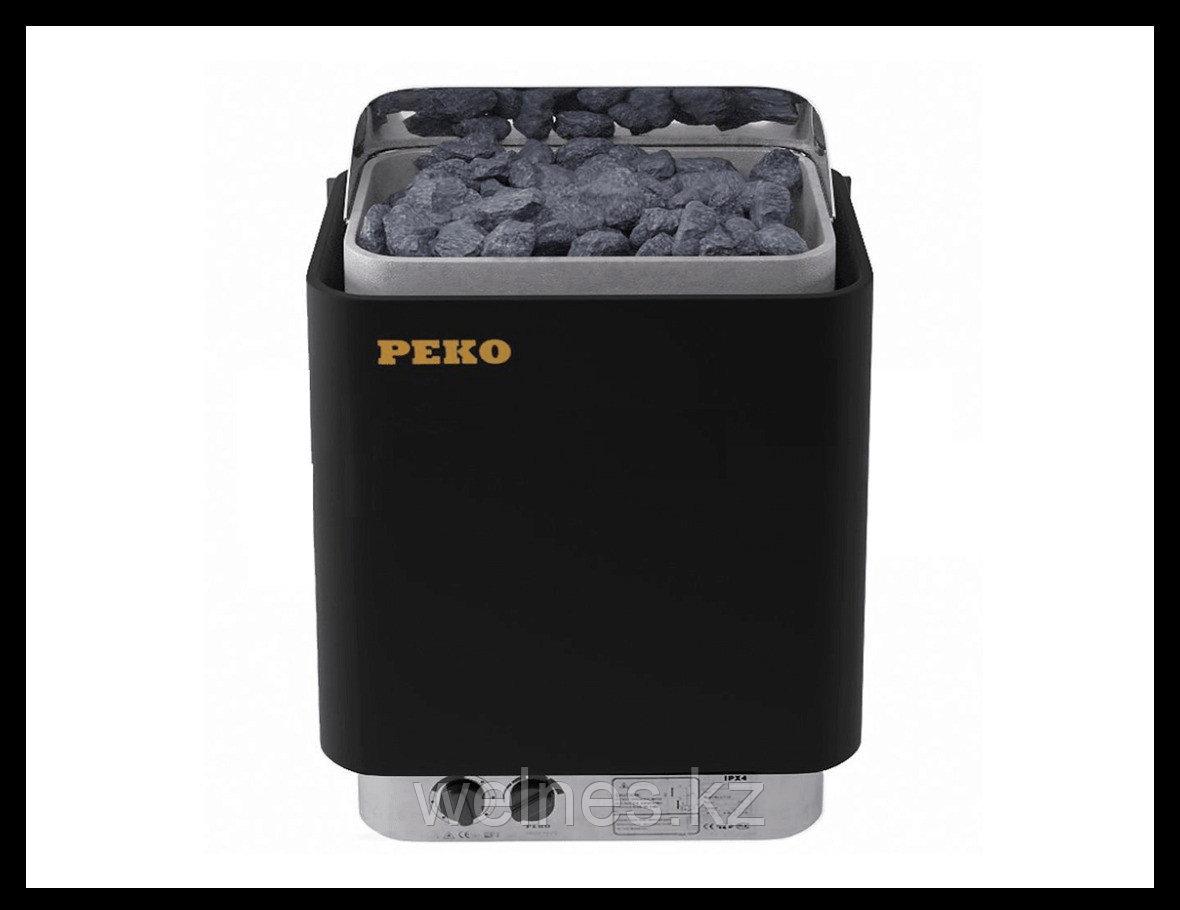 Электрическая печь Peko EH-90 Black (со встроенным пультом)
