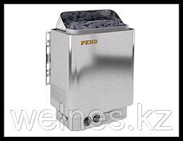 Электрическая печь Peko EGH-60 Chrome (со встроенным пультом)