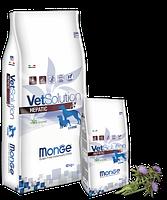 8117 Monge Grain Free Vetsolution Hepatic Canine, Монже сухой корм для собак с заболеваниями печени, уп. 2кг.