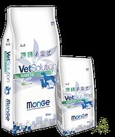 8128 Monge Grain Free Vetsolution Diabetic Canine, Монже сухой корм для собак при диабете, уп. 12кг.