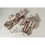 Конструктор 3D-пазл Ugears Автоцистерна 594 детали, фото 4