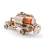 Конструктор 3D-пазл Ugears Автоцистерна 594 детали, фото 5